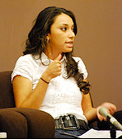 ASASUD presidential candidate Tania Mendes