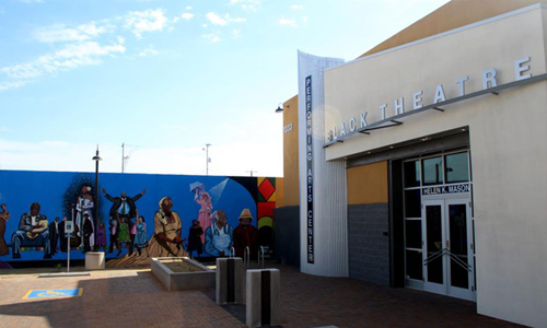 The Black Theatre Troupe will have its own space for clubs, rehearsal and practice. (Alexandra Scoville/DD)