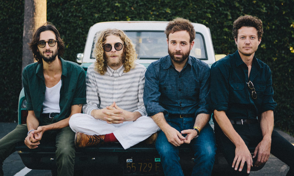 """Dawes will be performing their new album """"We're All Gonna Die,"""" at Crescent Ballroom. Photo courtesy of Matt Jacoby."""