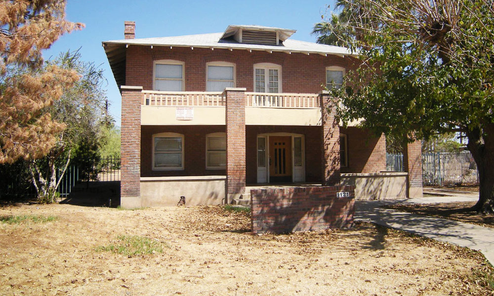 The Historic Preservation Commission recommended the Pemberton House to be nominated to the national historic register on Wednesday. (Courtesy of City of Phoenix)