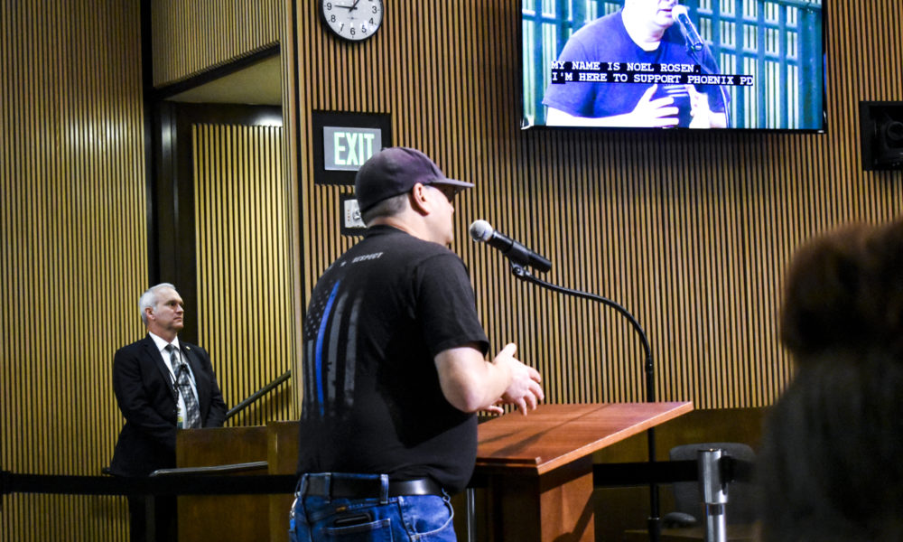 City Council hears debate over civilian review of police ...